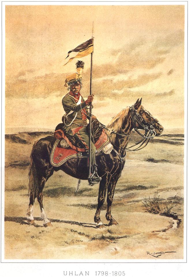 043 - Улан 1798-1805