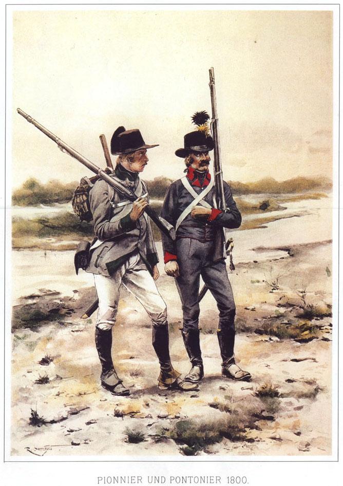 046 - Пионер и понтонер 1800