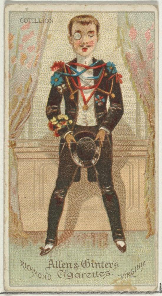 Dudes Рисунки,19 век,США,Европа