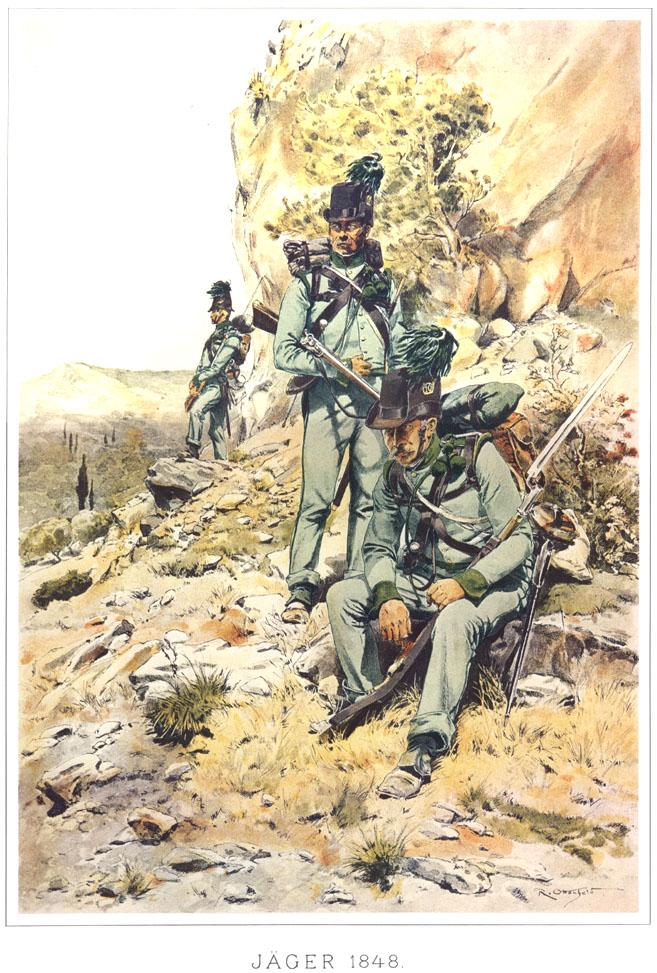 064 - Егеря 1848