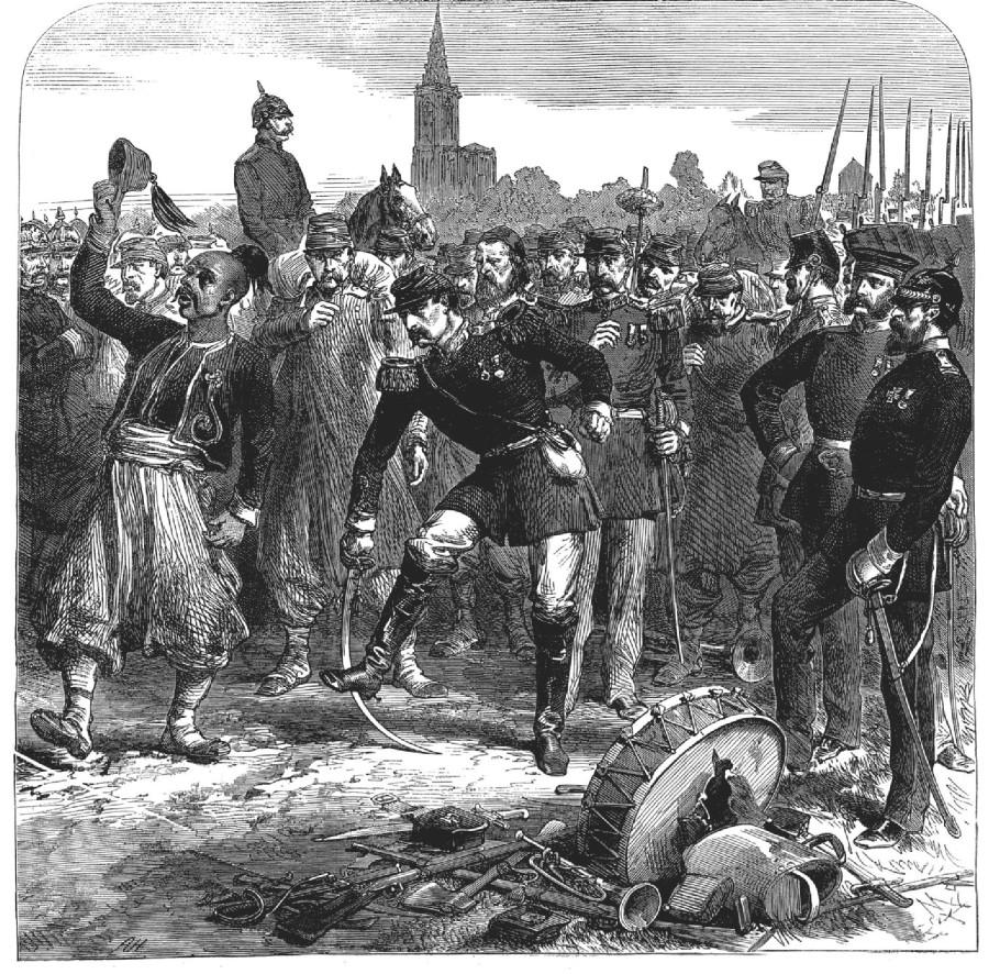 Istoriya germano-francuzskoy voyny 1870-1871