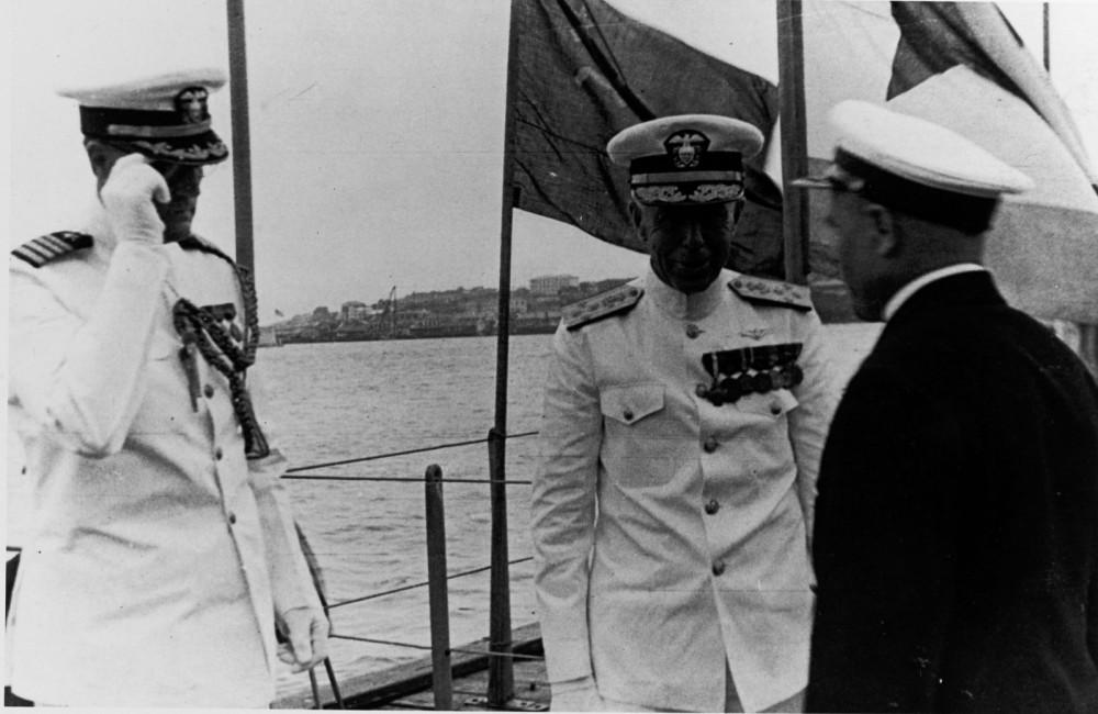 Американский флот во Владивостоке