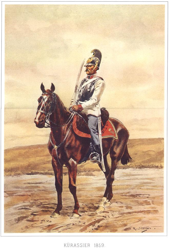 073 - Кирасир 1859
