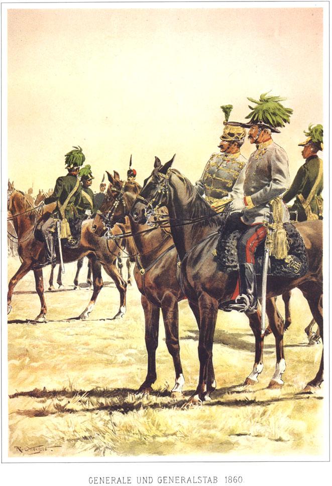 076 - Генералы и Генеральный Штаб 1860