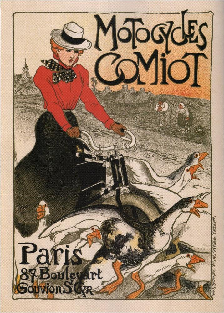 Велосипед Рисунки,19 век,20 век,Европа
