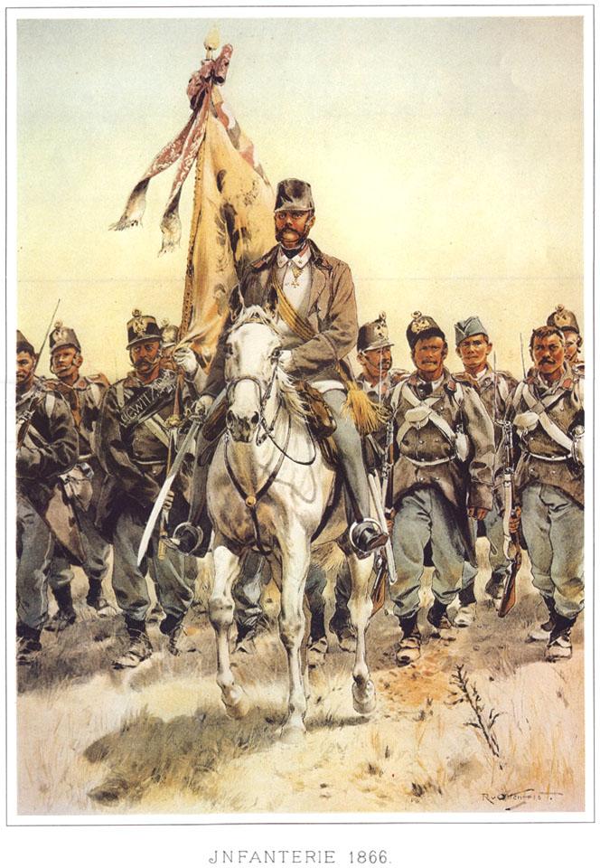 082 - Пехота 1866