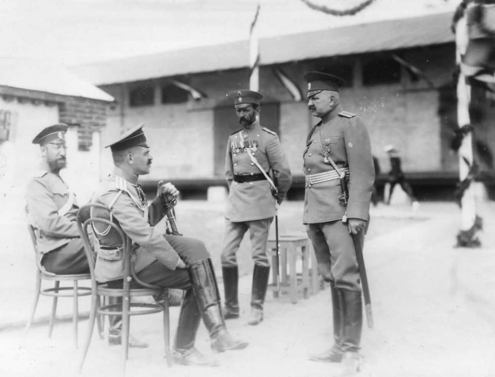 Святой и чорт Россия и ее история,Германская империя,20 век,Фото