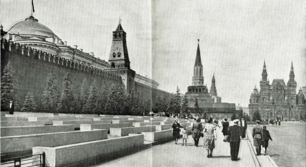 Хоронили Ильича