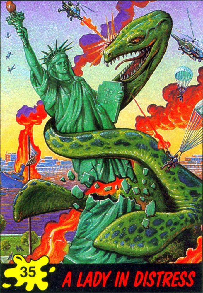 Дино-садюшки Рисунки,Футуризм и фантастика,20 век,США