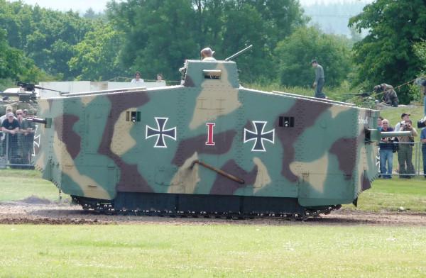 A7V_-_Tankfest_2009