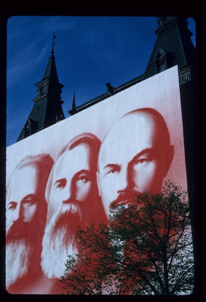 Две Москвы 1989 года