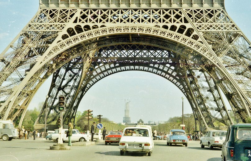 Лондон-Париж франция и ее история
