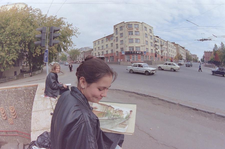 Россия в начале