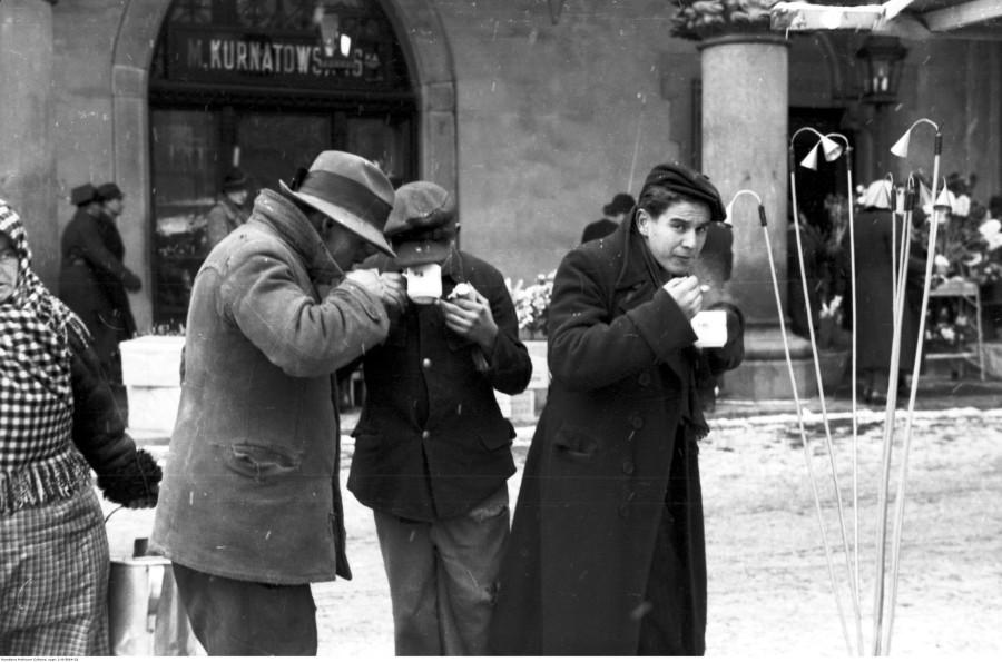 Три Кракова 20 век
