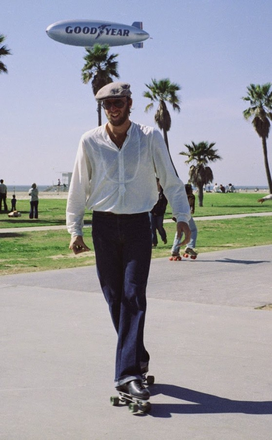 Калифорнийские роллеры 20 век
