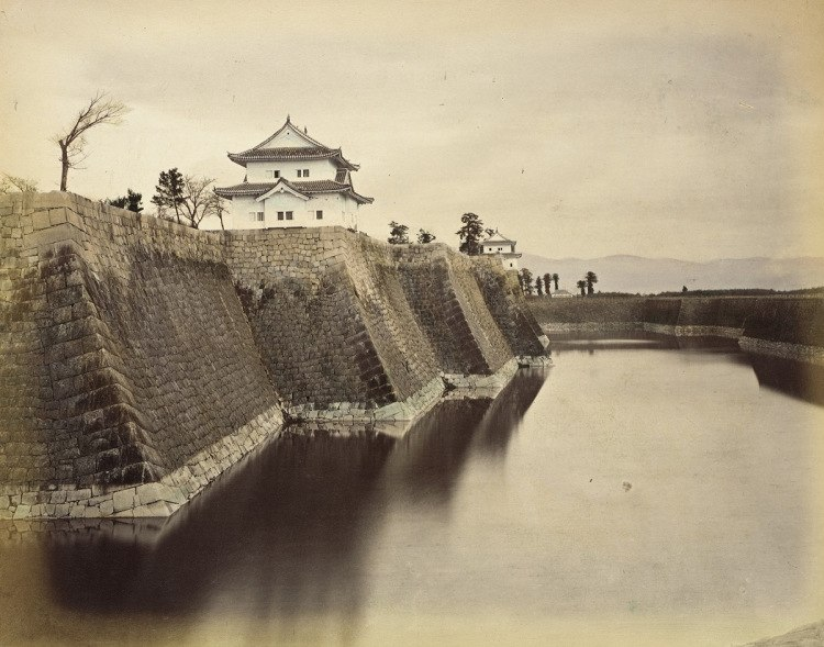 Япония в 1865 году азия