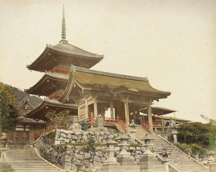 Япония в 1865 году