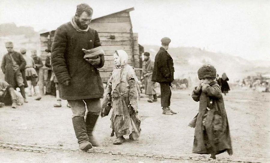Голод и дети россия и ее история