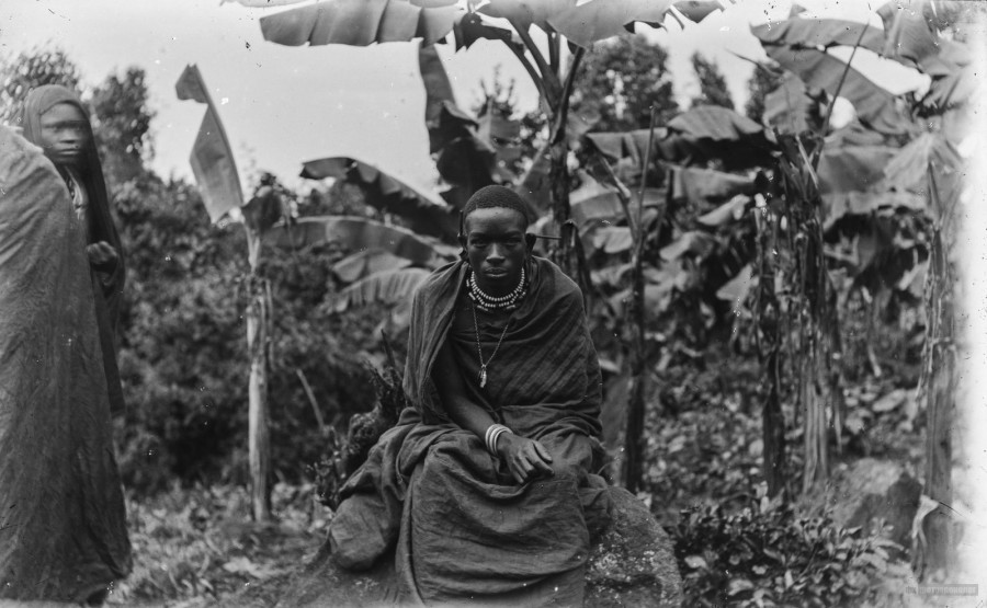 Германская Восточная Африка колониализм