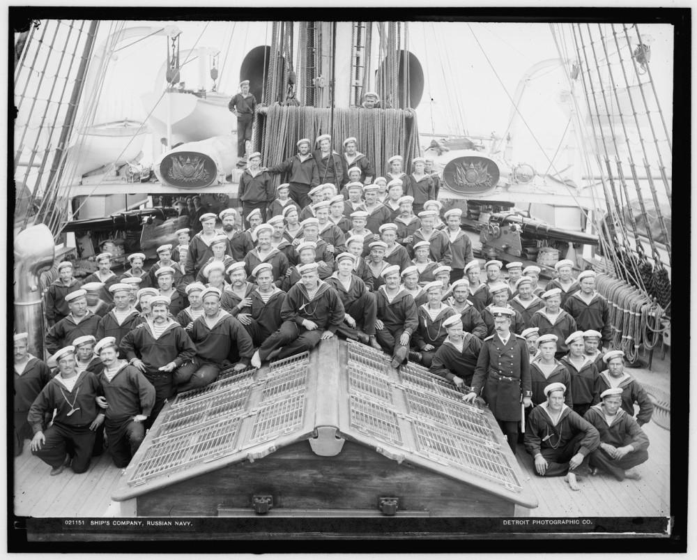 Российский флот у берегов США россия и ее история