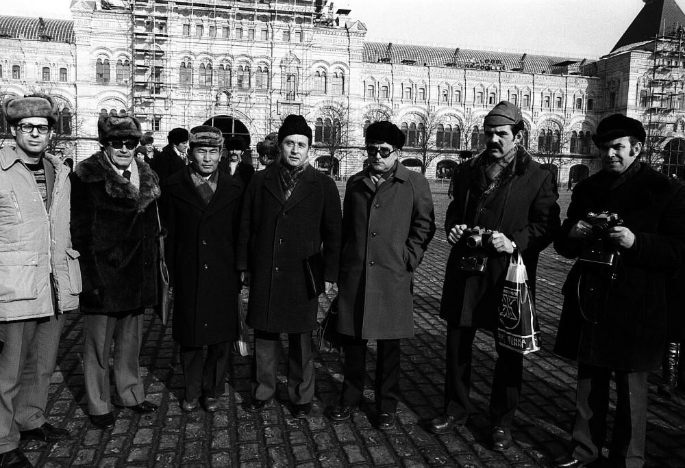 Немцы и советская плазма