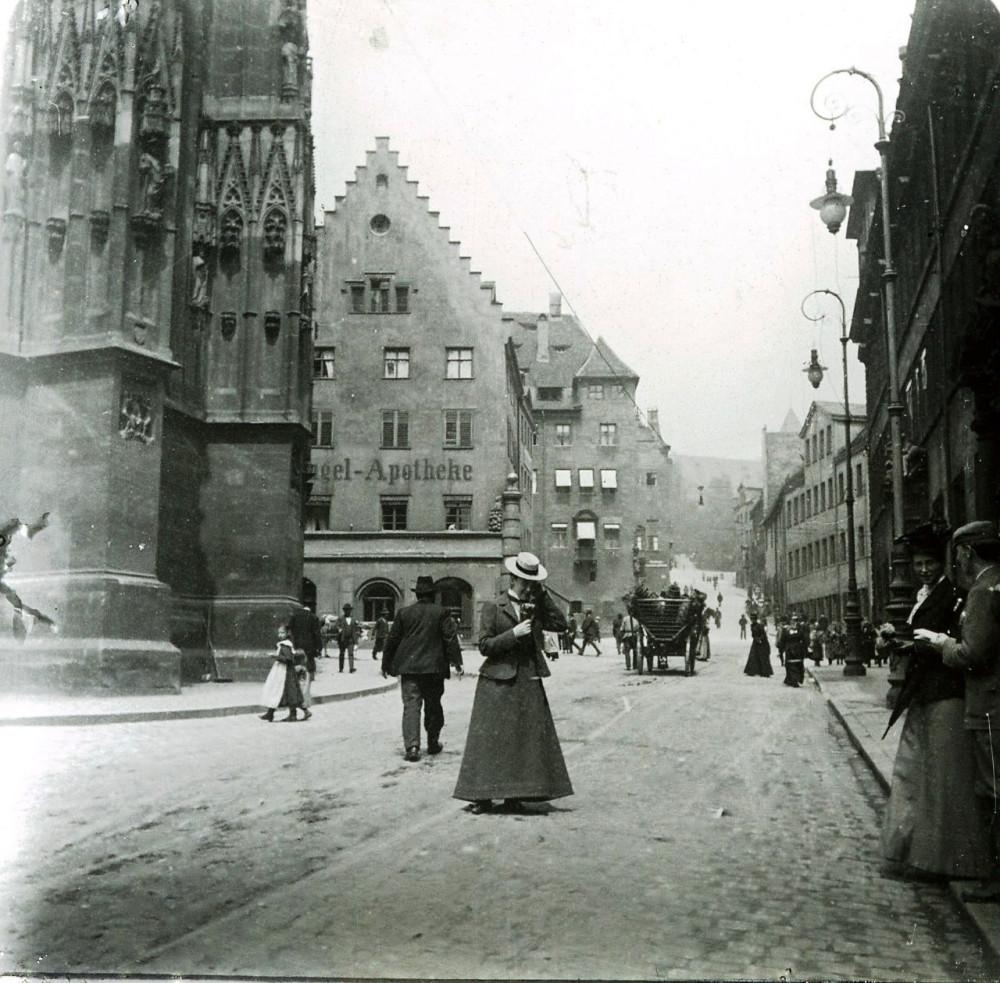 Русские и немецкая готика