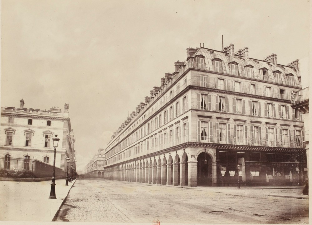 Императорский Париж франция и ее история