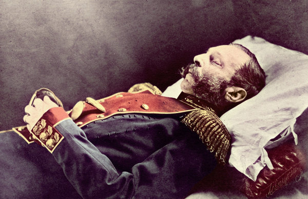 alexander_ii_on_his_deathbed_by_kraljaleksandar-d3fhd1i