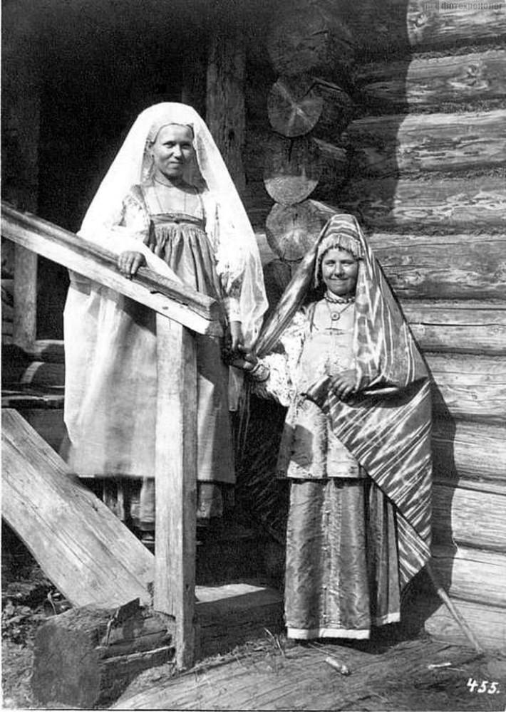 Русские типы