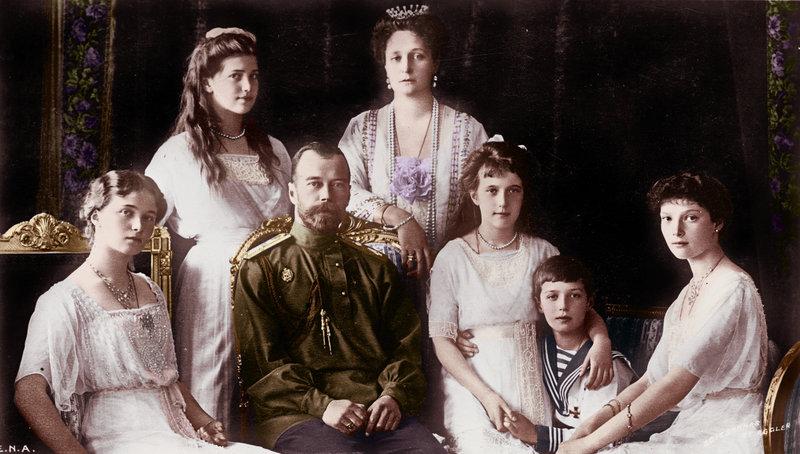 romanov_family_in_1913_by_kraljaleksandar-d3b3su4