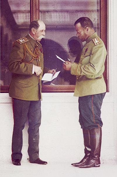 tsar_nicholas_ii_and_count_fredericks_by_kraljaleksandar-d6e4qzx