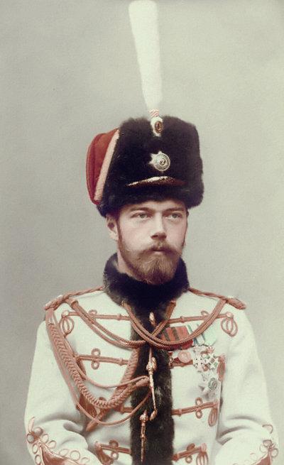 tsar_nicholas_ii_in_1895_by_kraljaleksandar-d4tenpu