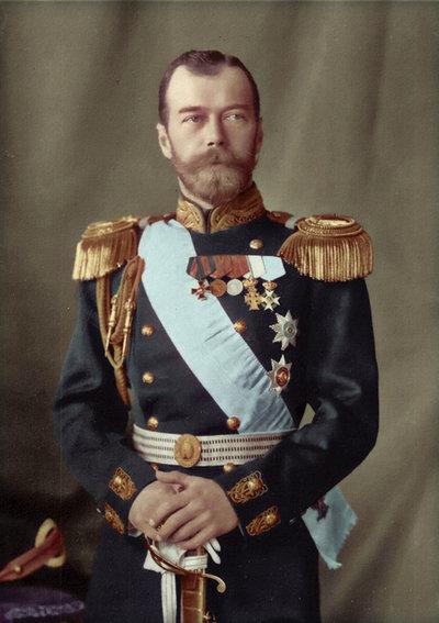 tsar_nicholas_ii_in_uniform_by_kraljaleksandar-d4d5con