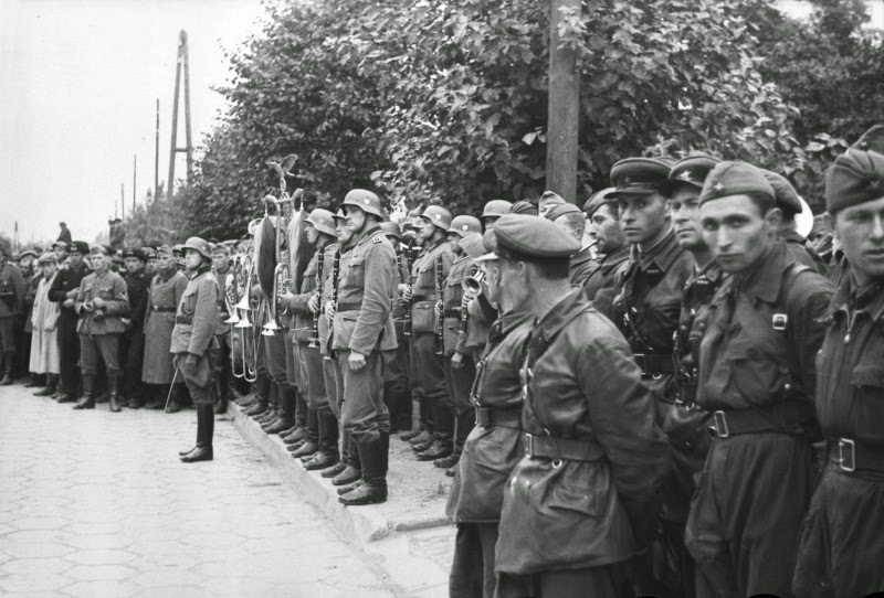 German–Soviet military parade in Brest-Litovsk 67