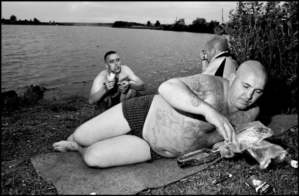 Пикник с Сергеем