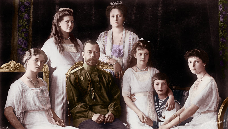 romanov_family_in_1913_by_kraljaleksandar-d3b3su4