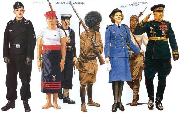 Composite Uniforms