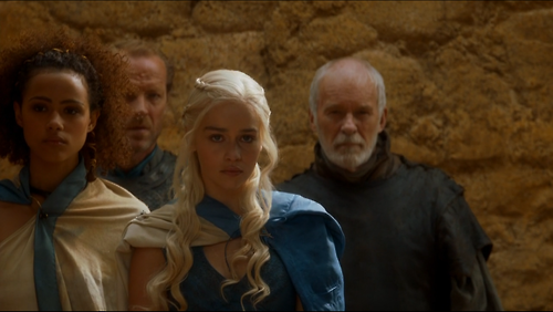 Lesbian Scenes In Game Of Thrones