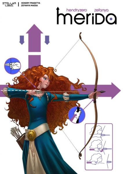 Hawkeye-Merida