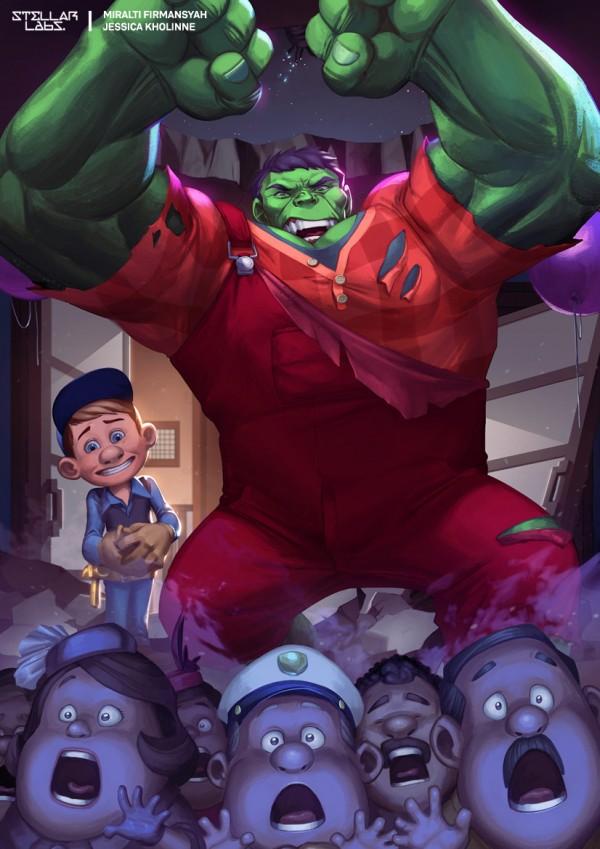 08 hulk smash
