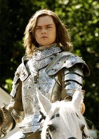 CHARACTER: Known as the Knight of Flowers, Ser Loras Tyrell is a highly skilled knight and jouster. His tournament successes, dazzling good looks, ...