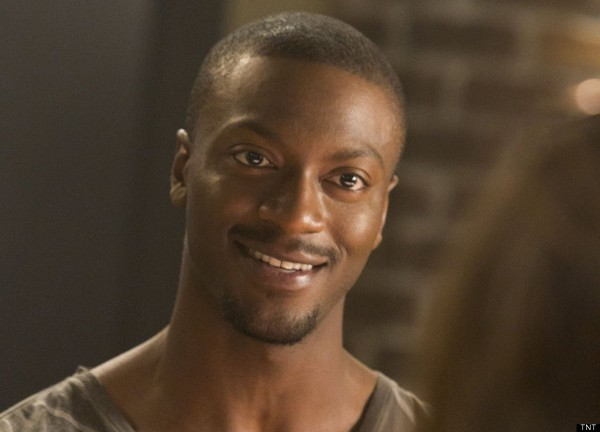 10 Aldis Hodge, Leverage