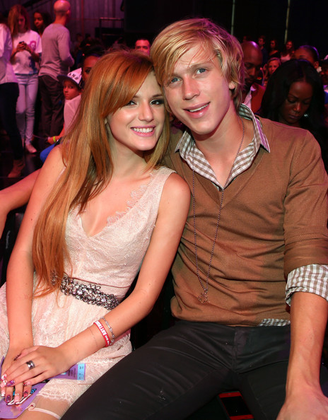 bella throne, tristan klier