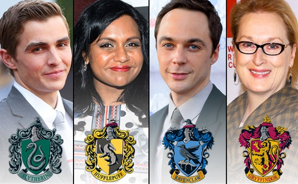 Hogwarts-Houses