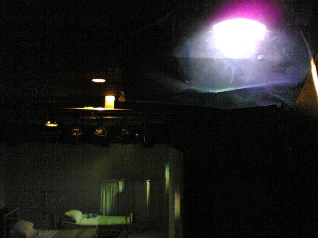 Day 28 - Theatre 503, SW11