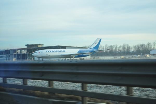 Удивительный самолет, а где двигатели?