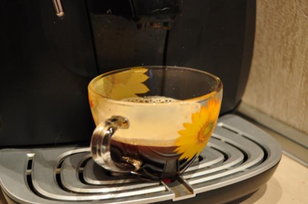 Кофе, куда же без него
