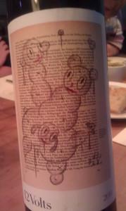 12 Volts wine