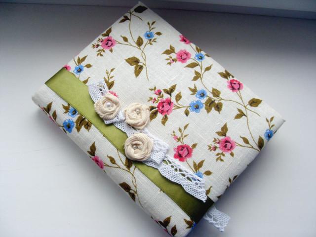 Блокноты с мягкой обложкой своими руками