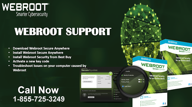 Webroot Support Toll-free Number